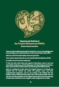 Article the Prophet Muhammad (PBUH)